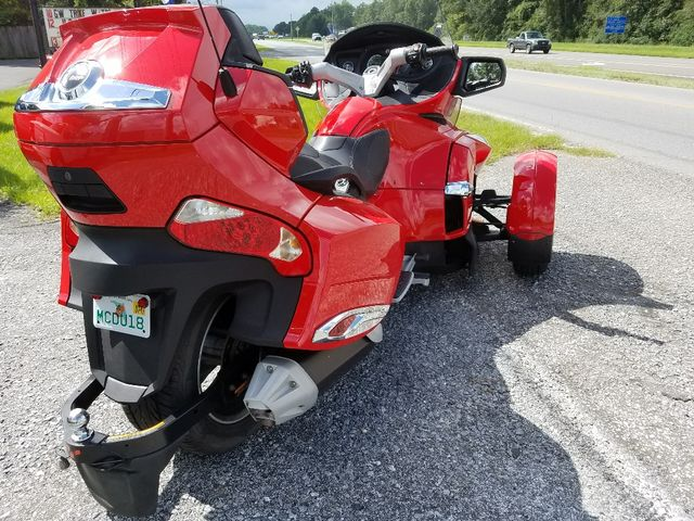 2011 Can-Am™ Spyder Roadster RT-Limited Pensacola, Florida 5