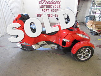 2011 Can-Am SPYDER ROADSTER RTS Harker Heights, Texas