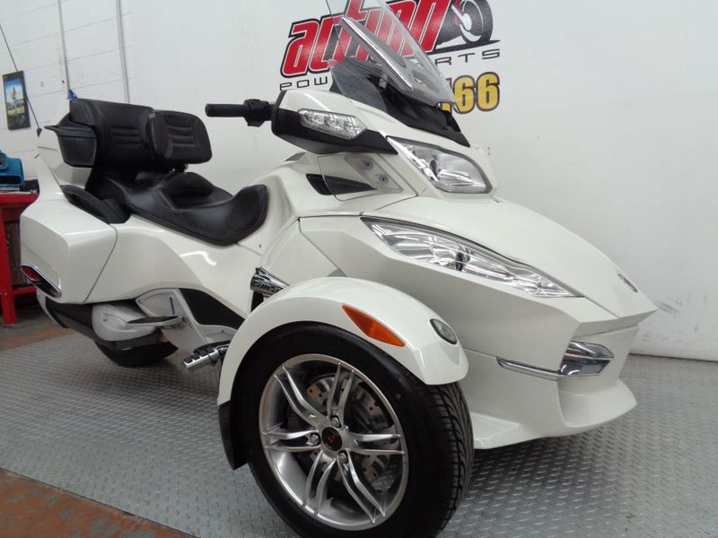 2011 Can-Am Spyder RT Limited SE5  Oklahoma  Action PowerSports  in Tulsa, Oklahoma