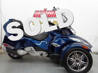 2011 Can-Am Spyder RT-S  SM5 in Tulsa,, Oklahoma