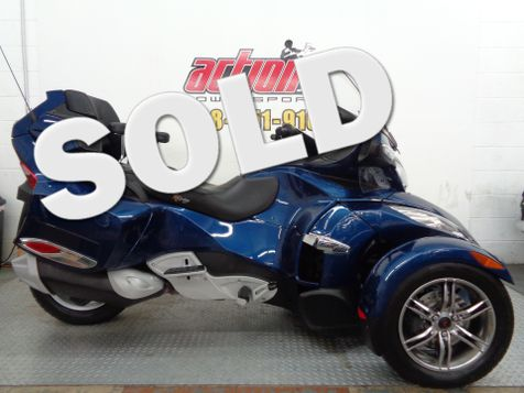2011 Can-Am Spyder RT-S  SE5 in Tulsa, Oklahoma