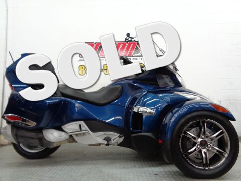 2011 Can-Am Spyder RT-S SM5 in Tulsa, Oklahoma