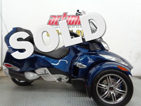 2011 Can-Am Spyder RT SM5 in Tulsa, Oklahoma
