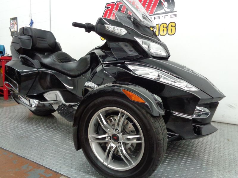 2011 Can-Am Spyder RT SM5  Oklahoma  Action PowerSports  in Tulsa, Oklahoma