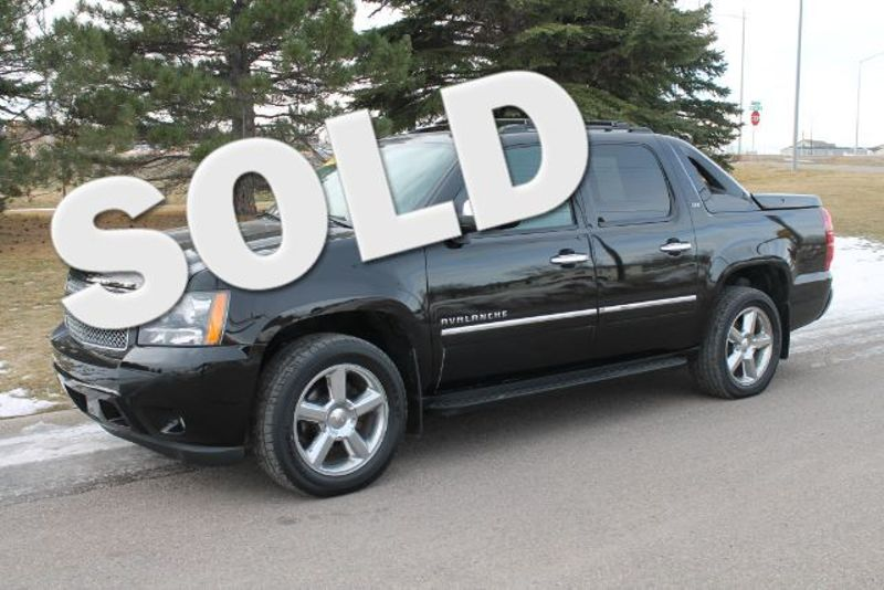 2011 Chevrolet Avalanche LTZ  city MT  Bleskin Motor Company   in Great Falls, MT