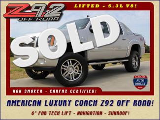 2011 Chevrolet Avalanche LTZ 4X4 Z71 AMERICAN LUXURY COACH Z92 Mooresville , NC