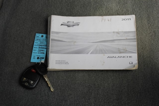 2011 Chevrolet Avalanche LTZ RWD - NAVIGATION - SUNROOF! Mooresville , NC 19