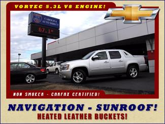 2011 Chevrolet Avalanche LTZ RWD - NAVIGATION - SUNROOF! Mooresville , NC