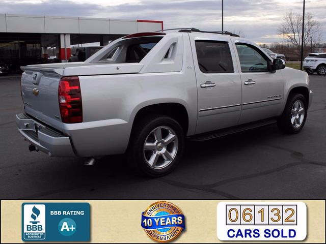 2011 Chevrolet Avalanche LTZ RWD - NAVIGATION - SUNROOF! Mooresville , NC 2