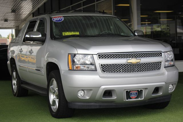 2011 Chevrolet Avalanche LTZ RWD - NAVIGATION - SUNROOF! Mooresville , NC 27
