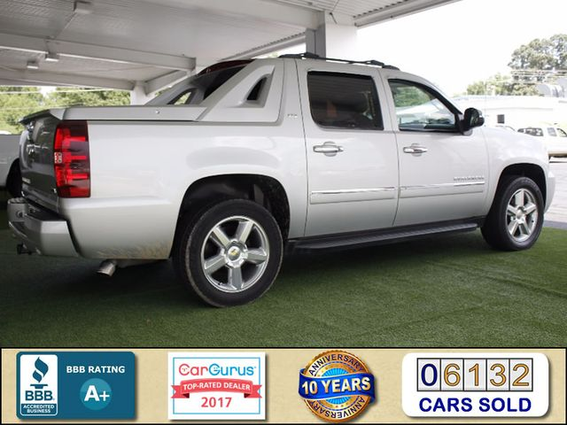 2011 Chevrolet Avalanche LTZ RWD - NAVIGATION - SUNROOF! Mooresville , NC 2