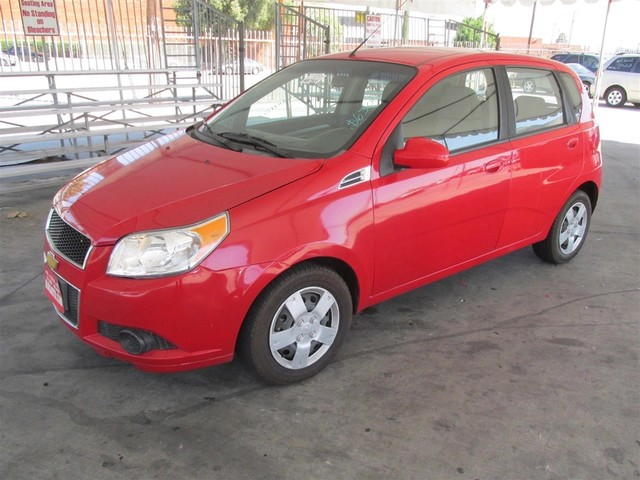 2011 Chevrolet Aveo LT w1LT This particular vehicle has a SALVAGE title Please call or email to