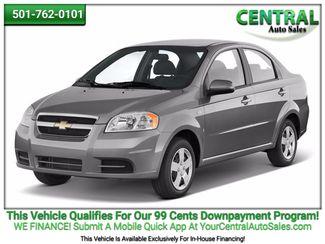 2011 Chevrolet Aveo LT w/1LT | Hot Springs, AR | Central Auto Sales in Hot Springs AR