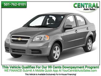 2011 Chevrolet Aveo LT w/2LT | Hot Springs, AR | Central Auto Sales in Hot Springs AR