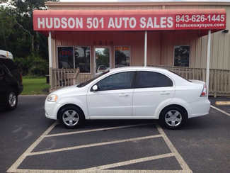 2011 Chevrolet Aveo in Myrtle Beach South Carolina
