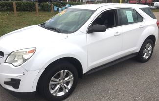 2011 Chevrolet--Buy Here Pay Here!!!! Equinox-CARMARTSOUTH.COM LS-CARFAX CLEAN!! LOCAL TRADE!! Knoxville, Tennessee 2