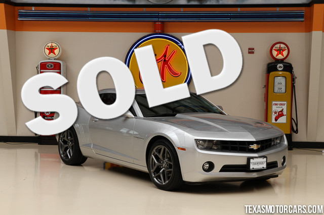 2011 Chevrolet Camaro This Carfax 1-Owner 2011 Chevrolet Camaro is in great shape with only 66 18
