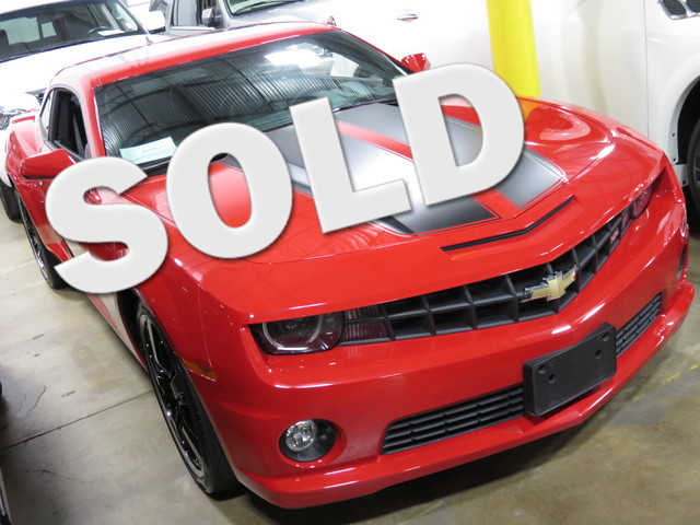 2011 Chevrolet Camaro 2SS  VIN 2G1FK1EJ9B9150959 34k miles  AMFM CD Player Anti-Theft Sunro