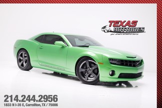 2011 Chevrolet Camaro SS Supercharged Synergy Green Edition in Carrollton