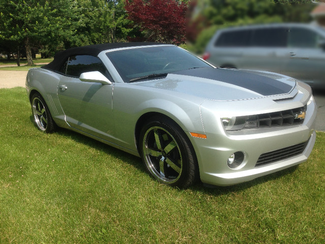 2011 Chevrolet Camaro 2SS  city Michigan  Merit Motors  in Cass City, Michigan