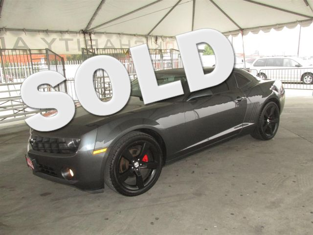 2011 Chevrolet Camaro 2LT This particular Vehicles true mileage is unknown TMU Please call or