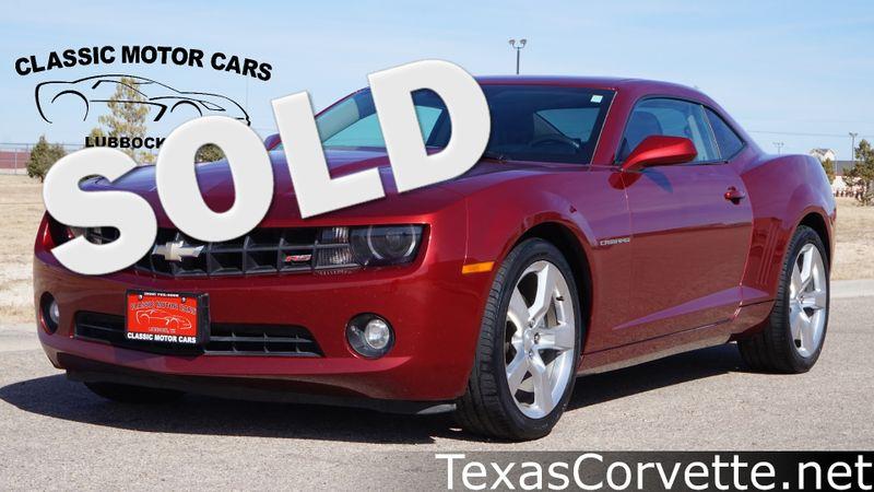 2011 Chevrolet Camaro 2LT | Lubbock, Texas | Classic Motor Cars
