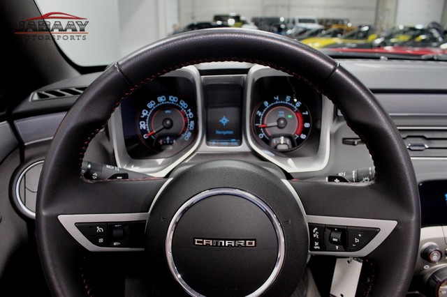 2011 Chevrolet Camaro 2SS Synergy Series Merrillville, Indiana 18