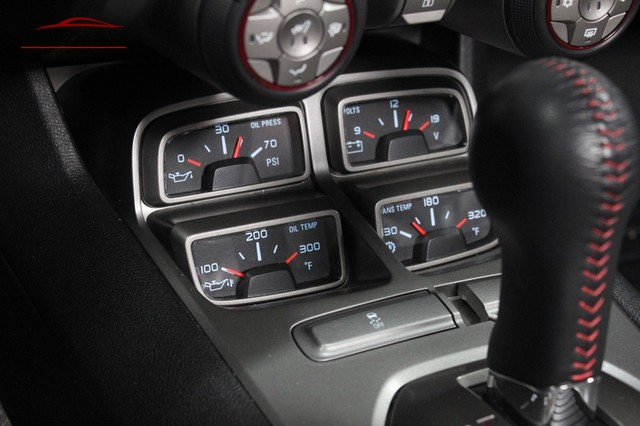 2011 Chevrolet Camaro 2SS Synergy Series Merrillville, Indiana 23