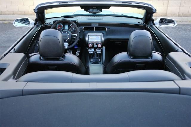 2011 Chevrolet Camaro SS  602HP Hennessey Phoenix, AZ 31
