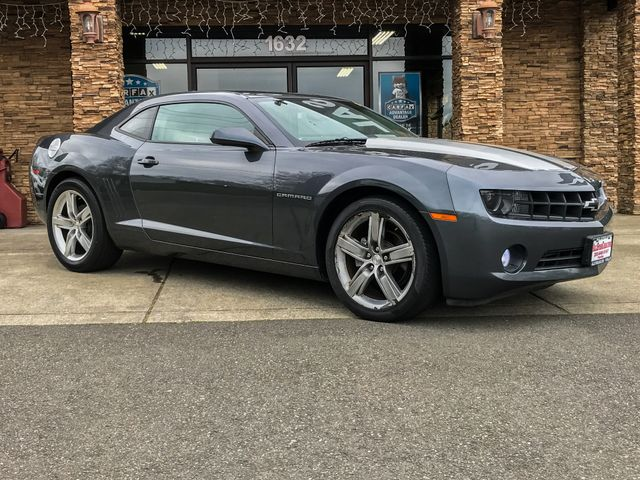 2011 Chevrolet Camaro The CARFAX Buy Back Guarantee that comes with this vehicle means that you ca