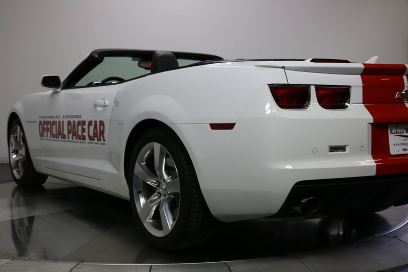 2011 Chevrolet Camaro RSSS Indianapolis 500 Pace Car  in Sun Prairie, WI