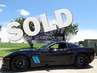 2011 Chevrolet Corvette Z16 Grand Sport Borla, Forgiato Wheels, 14k! Dallas, Texas