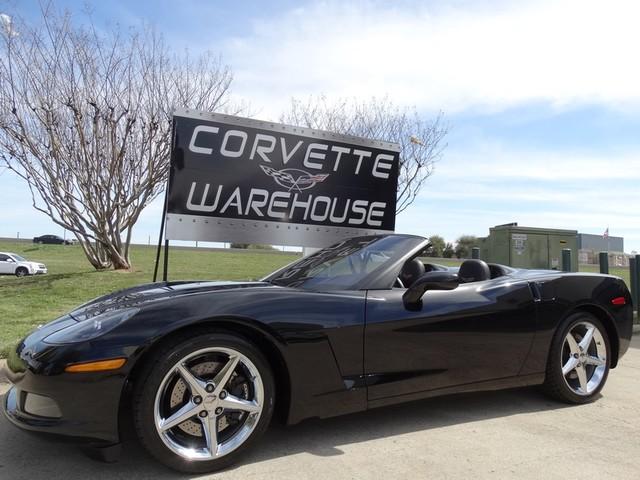 2011 Chevrolet Corvette Convertible 3LT, F55, NAV, NPP, Chromes 9k! | Dallas, Texas | Corvette Warehouse