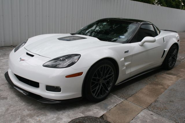 2011 Chevrolet Corvette ZR1 w/3ZR Houston, Texas 2