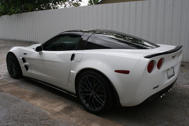 2011 Chevrolet Corvette ZR1 w/3ZR Houston, Texas 3