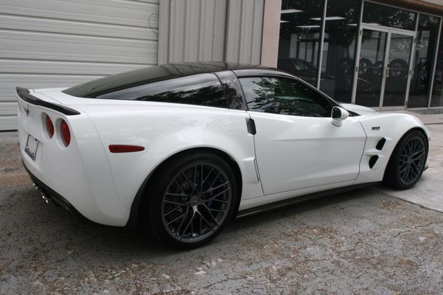 2011 Chevrolet Corvette ZR1 w/3ZR Houston, Texas 5