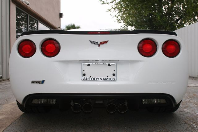 2011 Chevrolet Corvette ZR1 w/3ZR Houston, Texas 6