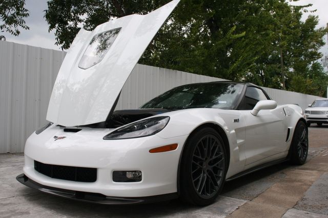 2011 Chevrolet Corvette ZR1 w/3ZR Houston, Texas 8
