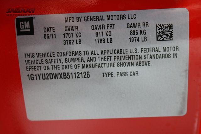 2011 Chevrolet Corvette Z16 Grand Sport w/1LT Merrillville, Indiana 47