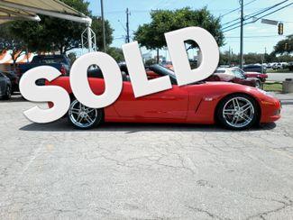 2011 Chevrolet Corvette w/1LT San Antonio, Texas