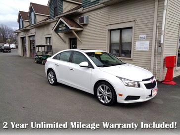 2011 Chevrolet Cruze LTZ in Brockport