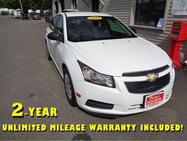 2011 Chevrolet Cruze LS  city NY  Barrys Auto Center  in Brockport, NY