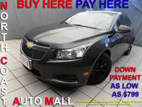 2011 Chevrolet Cruze LSAs low as $799 DOWN in Cleveland, Ohio