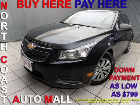 2011 Chevrolet Cruze LS As low as $799 DOWN in Cleveland, Ohio