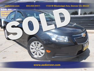 2011 Chevrolet Cruze LS | Denver, CO | A&A Automotive of Denver in Denver, Littleton, Englewood, Aurora, Lakewood, Morrison, Brighton, Fort Lupton, Longmont, Montbello, Commerece City CO