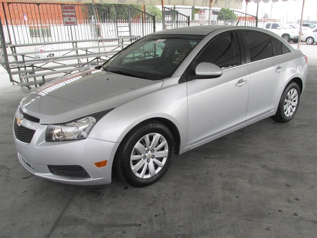 2011 Chevrolet Cruze LS This particular vehicle has a SALVAGE title Please call or email to check
