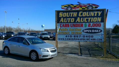 2011 Chevrolet Cruze LS in Harwood, MD