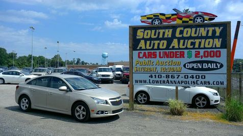 2011 Chevrolet Cruze LT w/1LT in Harwood, MD