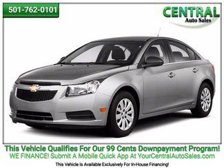 2011 Chevrolet Cruze LT w/1FL | Hot Springs, AR | Central Auto Sales in Hot Springs AR