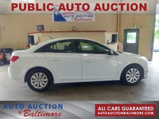 2011 Chevrolet Cruze LS | JOPPA, MD | Auto Auction of Baltimore  in Joppa MD